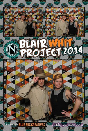 Know someone in this photo? Head over and like our Facebook page to tag and share! #blairwhitproject  Looking to have a photo booth or The PhotoSwagon at your next event? Send us a message or head over to www.bluebuscreatives.com for more info!