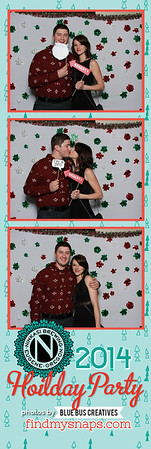 Another epic night of photo boothing with Ninkasi in the books! Cheers!  Want some awesome photo booth action at your next event? Visit bluebuscreatives.com for more info.