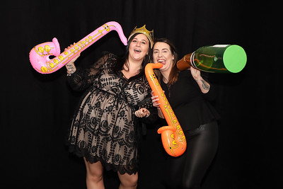 Silly props photo booth