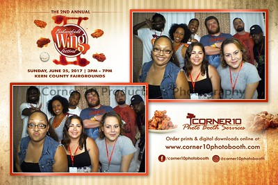 2nd Annual Bakersfield Wing Festival