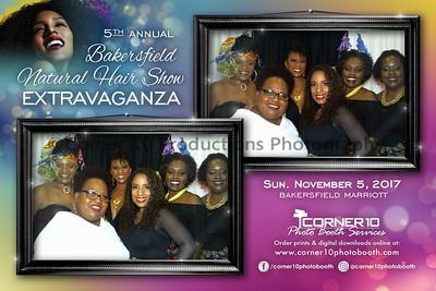 5th Annual Bakersfield Natural Hair Show Extravaganza