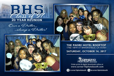 BHS Class of '97 20 Year Reunion