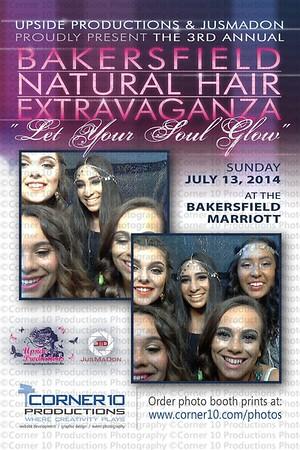 3rd Annual Bakersfield Natural Hair Extravaganza