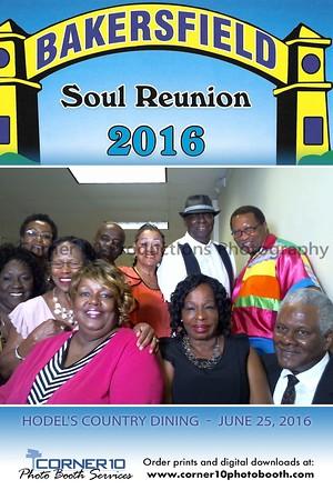 Bakersfield Soul Reunion 2016