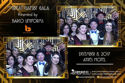 Barco Uniforms Holiday Party 2017
