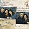 Corner 10 Photo Booth at Beatriz Rubio's 50th Birthday Party