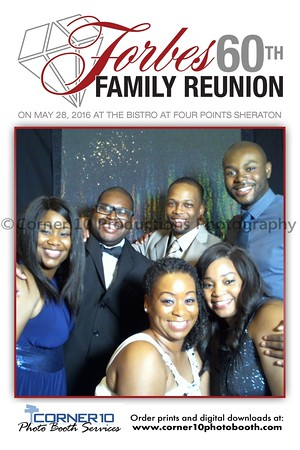Forbes 60th Family Reunion