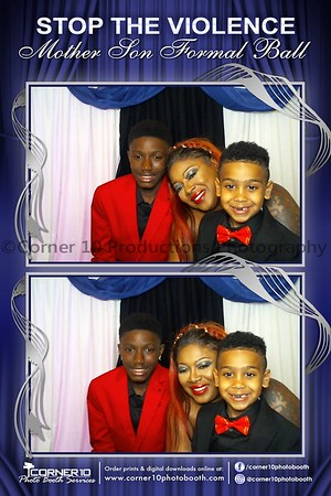 Stop The Violence Mother Son Formal Ball