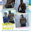 Pool Party Photo Booth Pics
