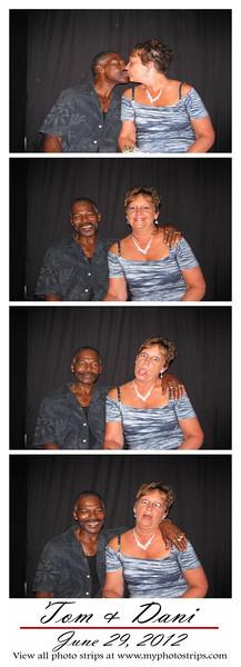 Dani & Tom (6-29-2012)