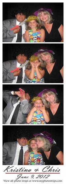 Kristina & Chris (6-9-2012)
