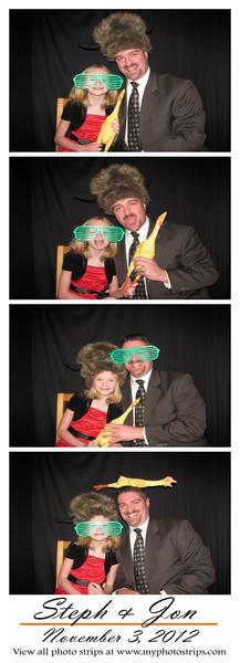 Stef & Jon (11-3-2012)