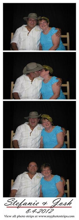 Stefanie & Josh (8-4-2012)