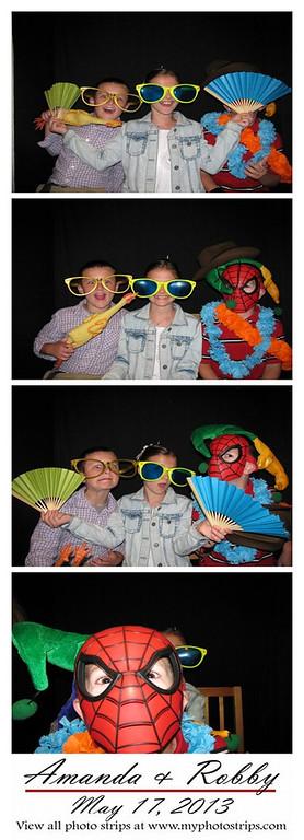 Amanda & Robby (5-17-2013)