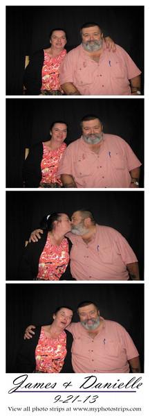 Danielle & James (9-21-2013)