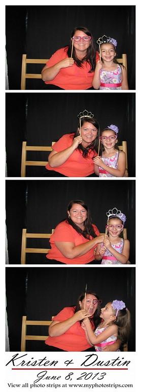 Kristen & Dustin (6-8-2013)