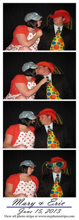 Mary & Eric (6-15-2013)