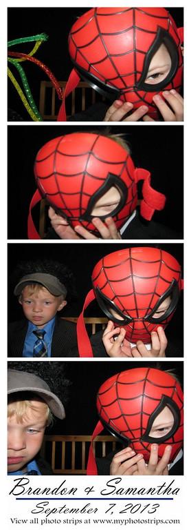 Samantha & Brandon (9-7-2013)