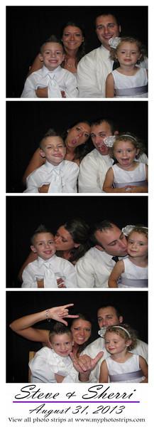 Sherri & Steve (8-31-2013)