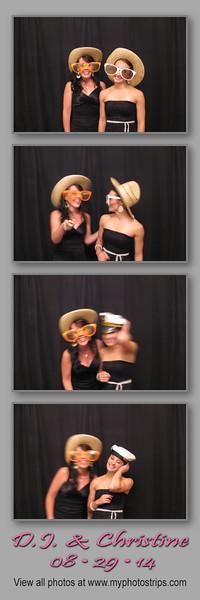 Christine & DJ (8-29-2014)