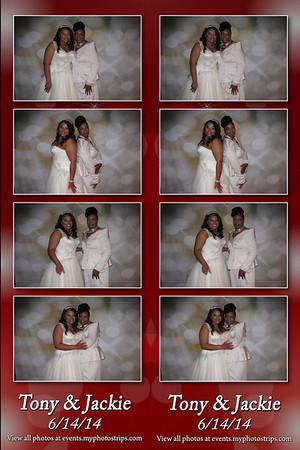 Jackie & Tony (6-14-2014)