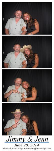 Jenn & Jimmy (6-28-2014)