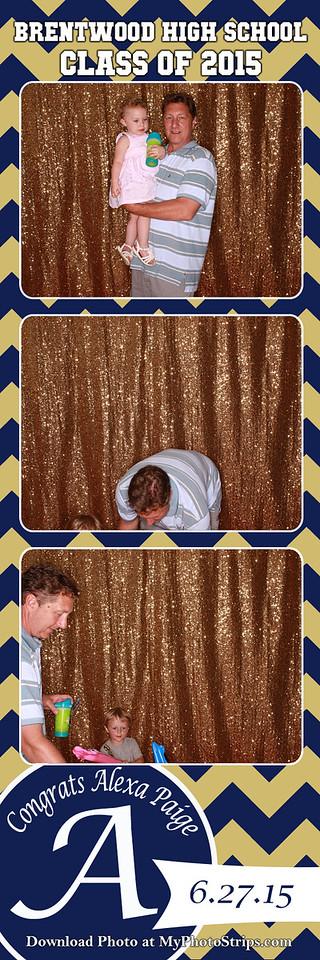 Alexa's Grad Party