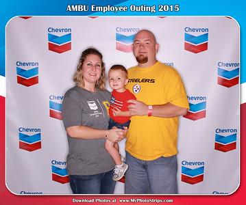 Chevron Employee Outing 2015