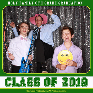 H.F.S. Graduation (6-03-2015)