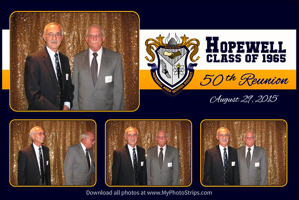 HHS 50th Reunion (8-29-2015)