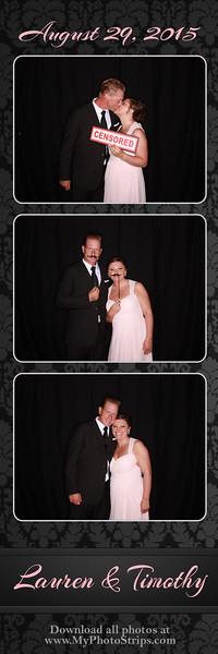 Lauren and Timothy