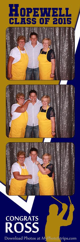 Ross Grad Party (06-14-2015)