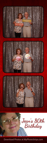 Jean's 80th Party (08-07-2016)