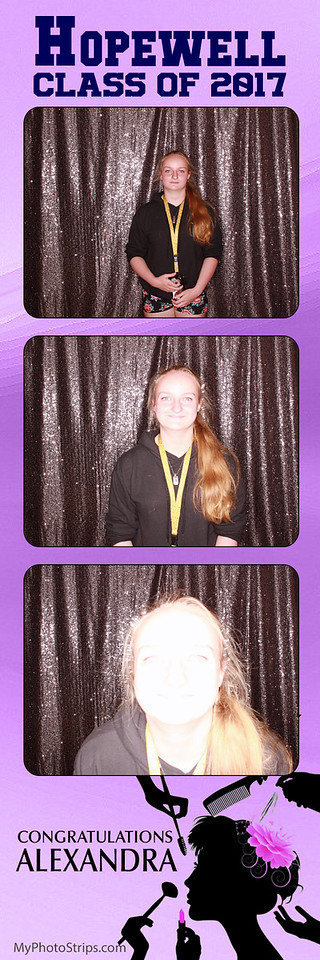 Alexandra Grad Party (6-4-2017)