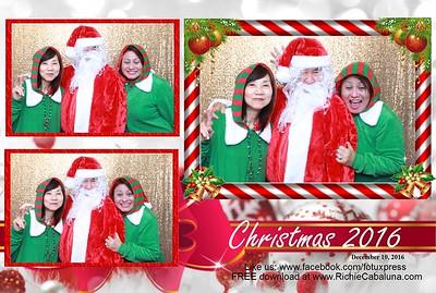 Christmas 2016 Sunnyvale