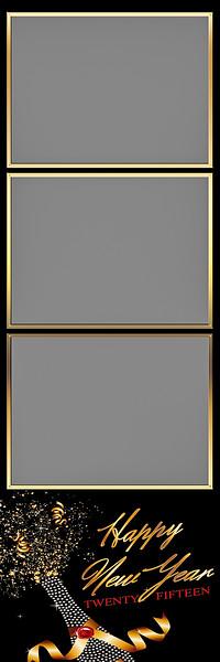 Auld Lang Syne - 2x6 - 3 Photo - Portrait
