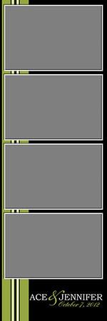 Classic Stripes 2 - 2x6 - 4 Photo - Portrait