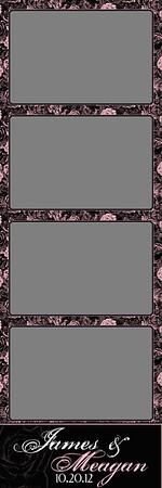 Rose Garden - 2x6 - 4 Photo - Portrait