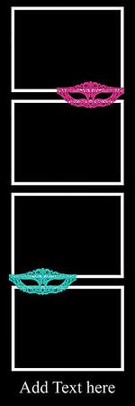 Darkroom Booth - 2x6 - 4 Photo - Portrait-4