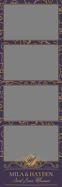 Formal Fretwork - 2x6 - 4 Photo - Portrait