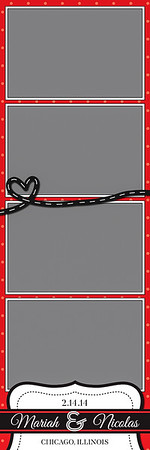 I Heart You - 2x6 - 4 Photo - Portrait