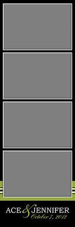Classic Stripes 3 - 2x6 - 4 Photo - Portrait