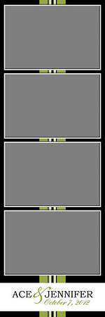 Classic Stripes 1 - 2x6 - 4 Photo - Portrait