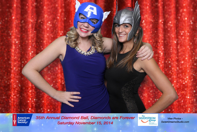 party photography american cancer society crystal plaza nj
