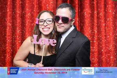 American Cancer Society Diamond Ball 2014