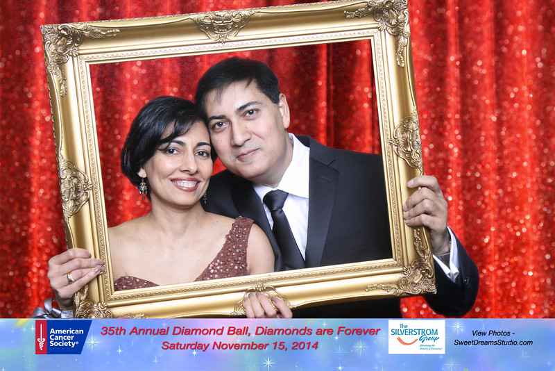 photo booth american cancer society crystal plaza nj
