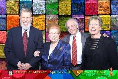 Alex Bar Mitzvah Highlawn Pavilon
