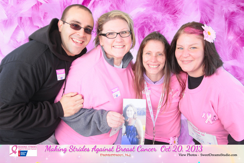 american cancer society photo booth NJ