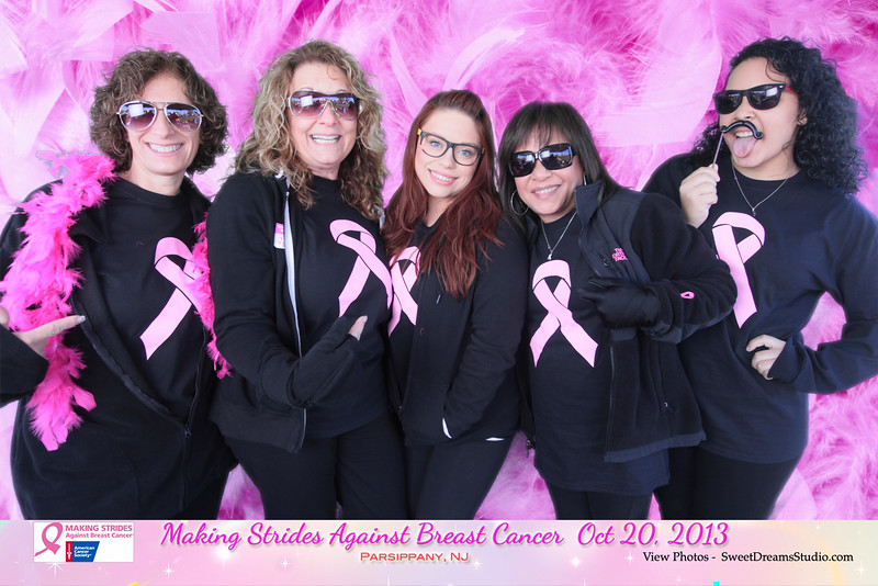 making strides against breast cancer entertainment NJ