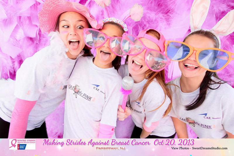 rental making strides against breast cancer NJ